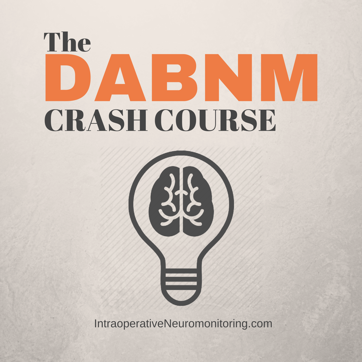 DABNM course